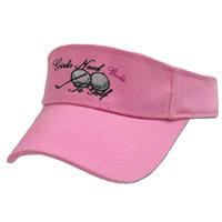 MySack®Hat Pink Visor